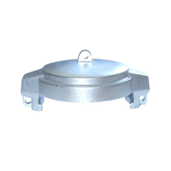 Tankwagenkupplung Typ MB - Kappe, Aluminium