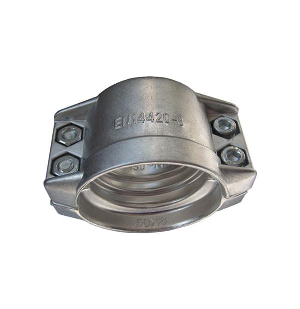 Aluminium Klemmschale EN 14420-3