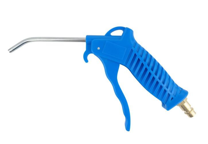 Druckluftkupplung, Abblaspistole aus Kunststoff, PN 12